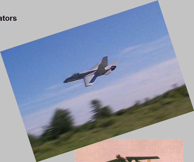 My scratch built F18 - best Touch and Go airplane ever - heavy under camber (dropped forward and trailing edges)